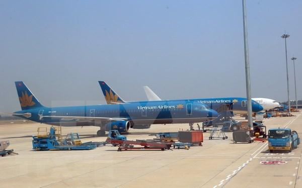Vietnam Airlines y ST Aerospace crean empresa conjunta para mantenimiento de aviones hinh anh 1