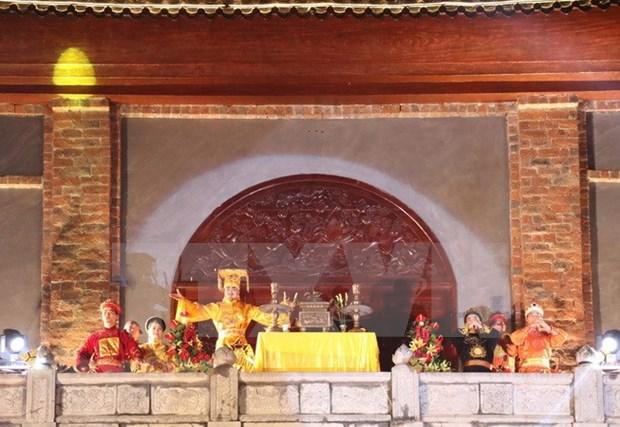 Festejan en Vietnam los 1050 anos del Estado Dai Co Viet hinh anh 1