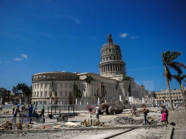 Hanoi y La Habana intercambian experiencias de desarrollo urbano hinh anh 1