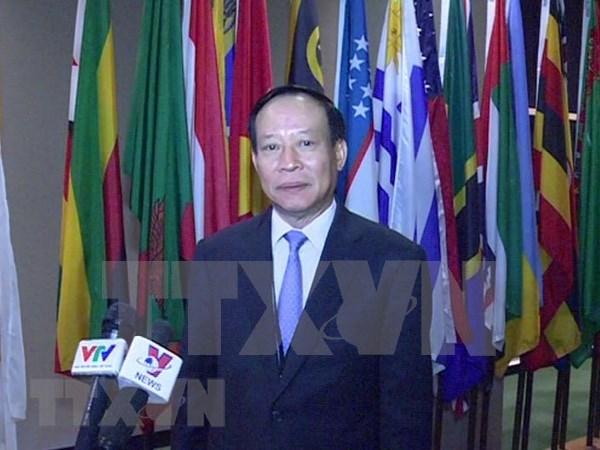 ASEAN debate en Vietnam despliegue del acuerdo sobre asistencia juridica en asuntos criminales hinh anh 1