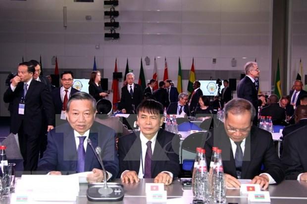 Vietnam insta a la cooperacion internacional en la lucha contra el terrorismo hinh anh 1