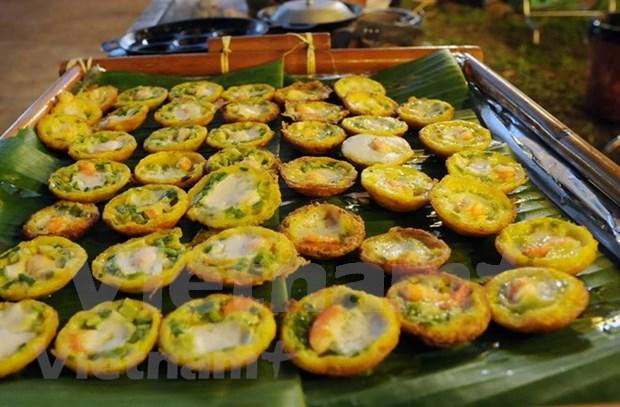 Inicia festival de pasteles folcloricos de region surena de Vietnam hinh anh 1