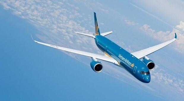 Ganancia de Vietnam Airlines supera los 69 millones de dolares en primer trimestre hinh anh 1