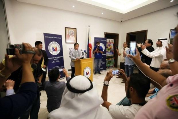 Filipinas manifiesta su desacuerdo por la expulsion de su embajador de Kuwait hinh anh 1