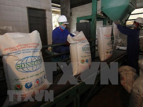 Industria azucarera de Vietnam avanza hacia la sostenibilidad hinh anh 1