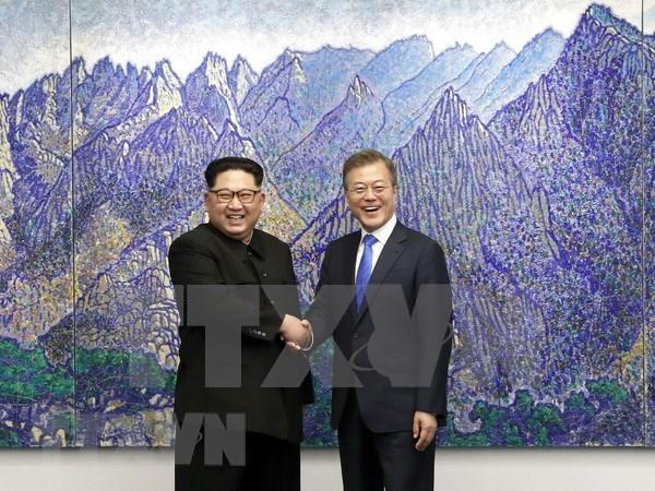 Congratula Vietnam exito de la Cumbre Intercoreana hinh anh 1