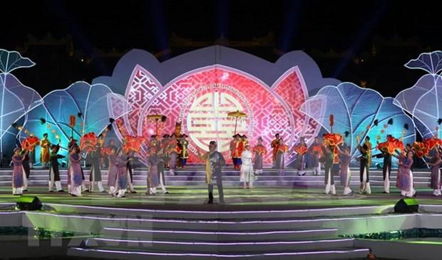 Festival Hue presentara a visitantes patrimononios culturales mundiales hinh anh 1