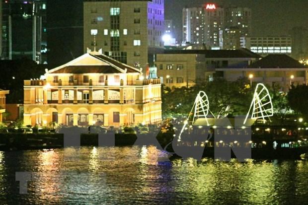 Ciudad Ho Chi Minh intensifica colaboracion con Ucrania hinh anh 1