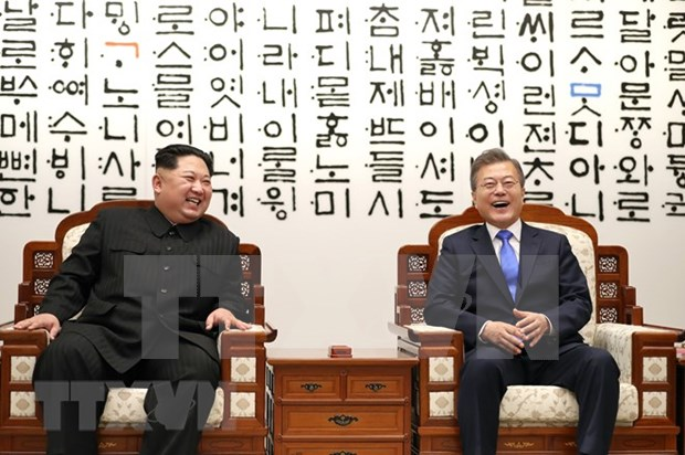 ASEAN espera resultados positivos en historica cumbre entre las dos Coreas hinh anh 1
