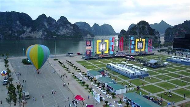 Provincia vietnamita de Quang Ninh lista para apertura del Ano Nacional del Turismo hinh anh 1