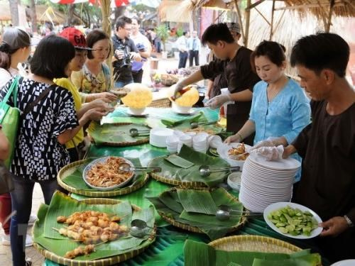 Festival de Gastronomia y Cultura en Vietnam reune platos mas exoticos de Asia hinh anh 1