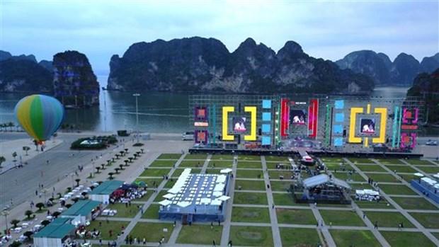 "Quang Ninh: nutrida participacion en feria ""Cada comuna, cada producto"" hinh anh 1"