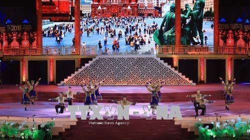 Festival Hue inicia su decima edicion con patrimonio cultural como protagonista hinh anh 1