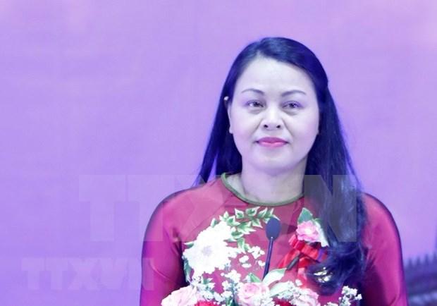 Vietnam y ONU Mujeres revisan cumplimiento de los Objetivos del Desarrollo Sostenible hinh anh 1