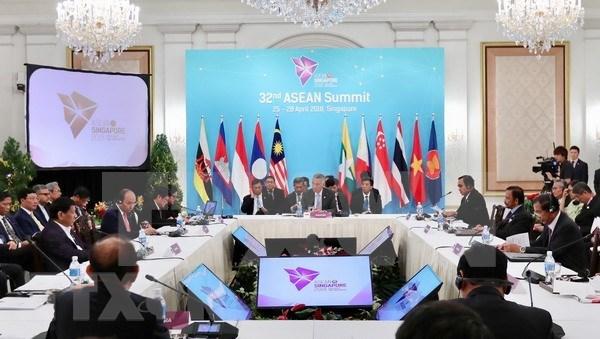Primer ministro de Vietnam destaca necesidad de fomentar la resiliencia de la ASEAN hinh anh 1