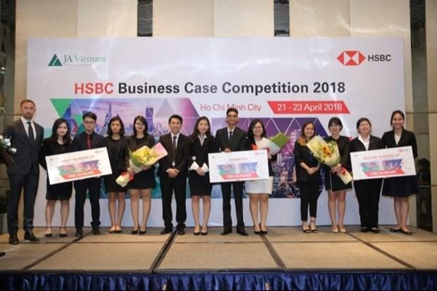 Universidad RMIT representara a Vietnam en la competencia Asia-Pacific Business Case hinh anh 1