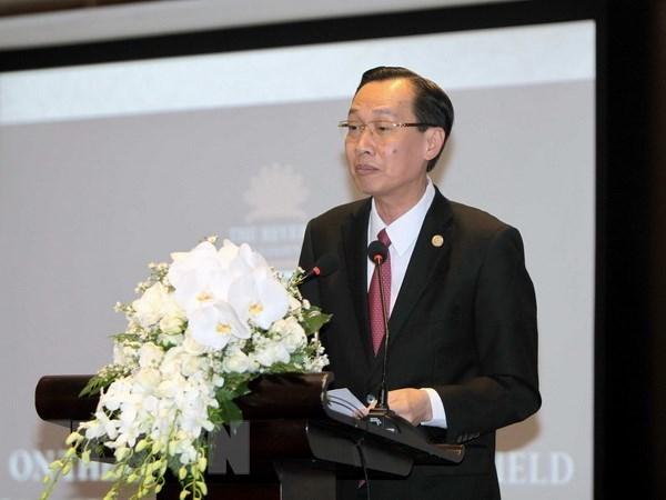Ciudad Ho Chi Minh y ciudad japonesa de Sakai buscan enriquecer cooperacion bilateral hinh anh 1