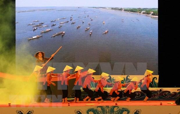 Festival Hue 2018: ocasion para divulgar valores de la cultura vietnamita hinh anh 1