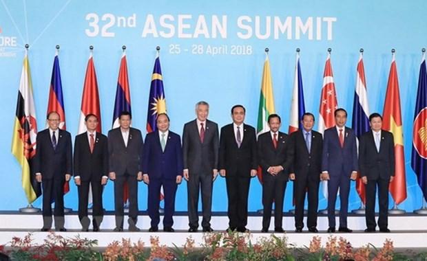 Indonesia muestra su satisfaccion ante resultados de la Cumbre de ASEAN hinh anh 1