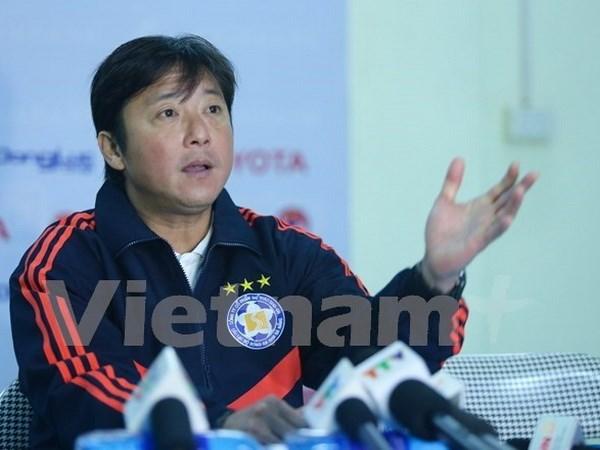 Entrenadores vietnamitas con capacidad para dirigir clubes internacionales hinh anh 1