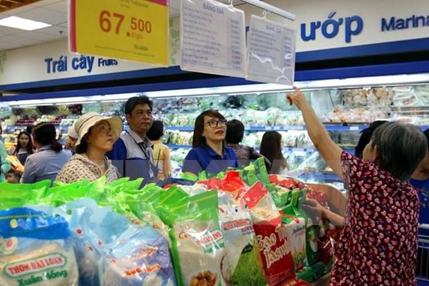 IPC de Ciudad Ho Chi Minh crecio en 0,12 por ciento en abril hinh anh 1