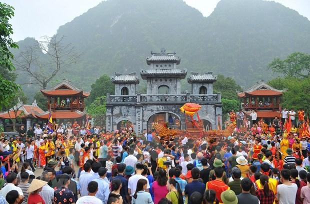 Llegadas turisticas foraneas en Vietnam aumentan en los primeros cuatro meses de 2018 hinh anh 1