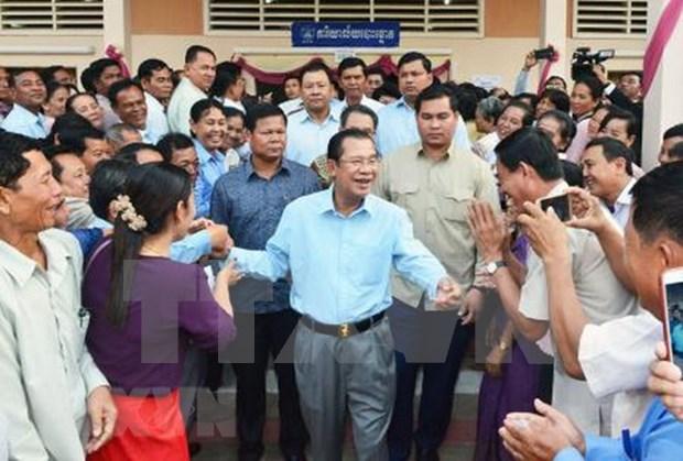 Camboya comienza el registro de candidatos para elecciones generales hinh anh 1