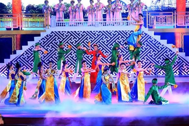 Concluye con exito Festival Hue 2018 hinh anh 2