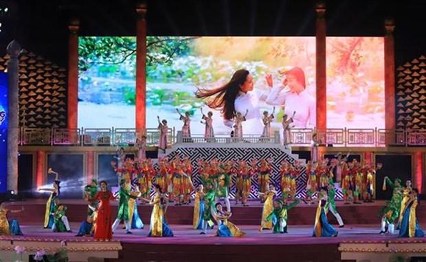 Concluye con exito Festival Hue 2018 hinh anh 3