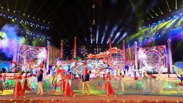 Concluye con exito Festival Hue 2018 hinh anh 1