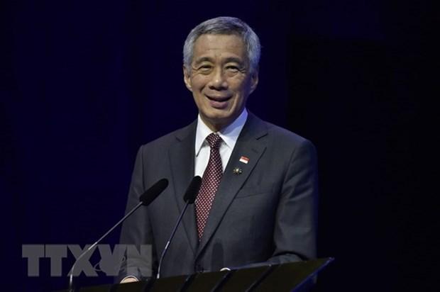 Preocupa a Singapur politica impositiva unilateral de Estados Unidos hinh anh 1