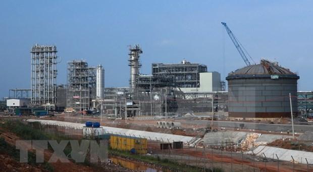Refineria Nghi Son produjo primeros barriles de petroleo comercial hinh anh 1