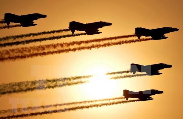 Indonesia revisa proyecto de avion de combate con Corea del Sur hinh anh 1