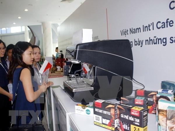 Mas de 100 marcas participan en Vietnam Cafe Show 2018 hinh anh 1