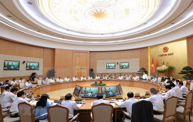 Gobierno vietnamita traza prioridades en proximo tiempo hinh anh 1