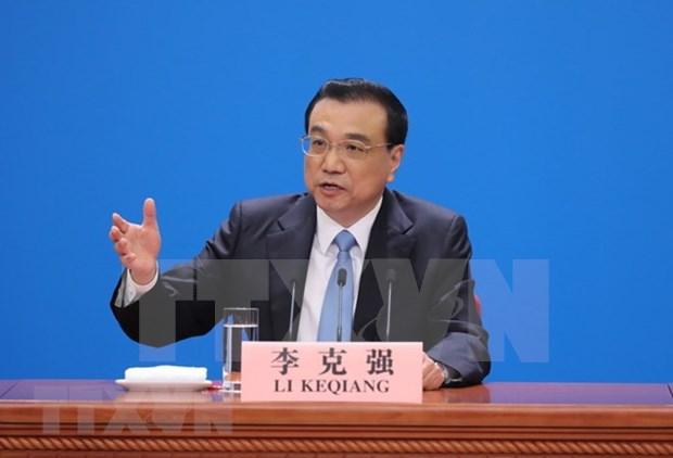 Premier chino visitara Indonesia hinh anh 1