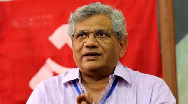 Vietnam felicita a reelecto secretario general del Partido Comunista de la India (marxista) hinh anh 1
