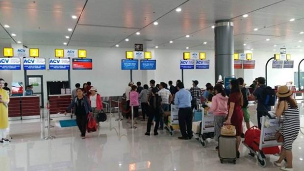 Entra en operacion nueva terminal aeroportuaria en provincia survietnamita hinh anh 1