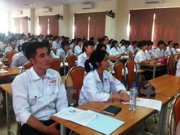 Vietnam eleva rol de sindicatos en asistencia a los trabajadores en ultramar hinh anh 1