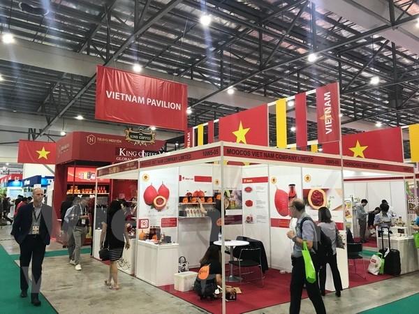 Centenares de empresas tailandesas participaran en la exposicion Top Thai Brands en Vietnam hinh anh 1