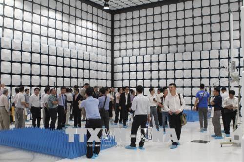 Abren segundo laboratorio de compatibilidad electromagnetica en Vietnam hinh anh 1