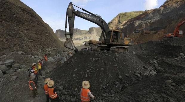 Explosion en mina de jade deja 17 muertos en Myanmar hinh anh 1
