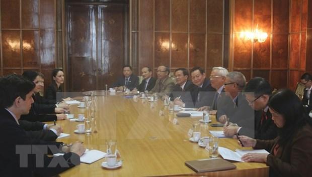 Rumania aspira a fortalecer cooperacion multifacetica con Vietnam hinh anh 1