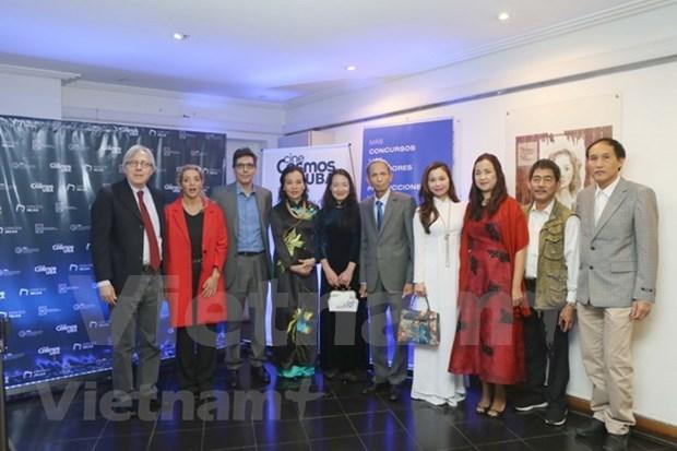 Inaugurado ciclo de cine de Vietnam en Argentina hinh anh 1