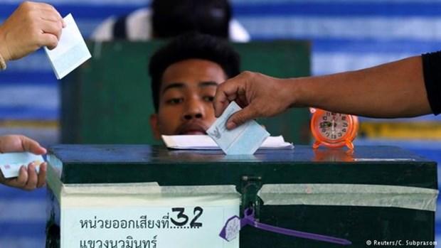 Tailandia selecciona candidatos para la Comision Electoral hinh anh 1