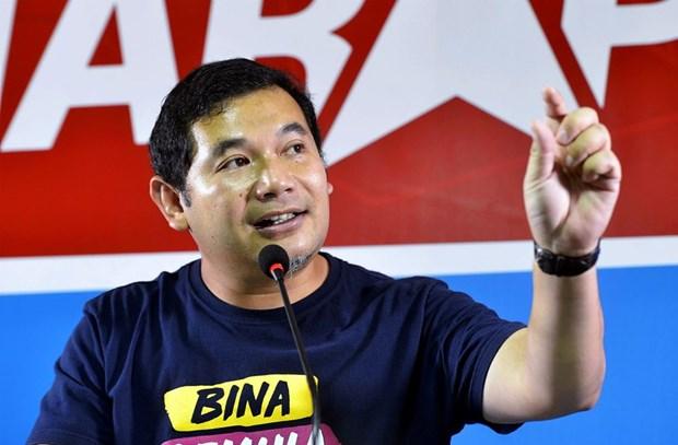Lider opositor de Malasia esta bajo investigacion por ley contra noticias falsas hinh anh 1