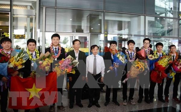 Inauguran en Hanoi la XIX Olimpiada Asiatica de Fisica hinh anh 1