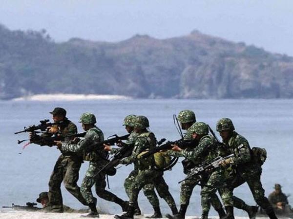 Filipinas y Estados Unidos inician ejercicios militares de Balikatan 2018 hinh anh 1