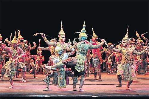 Tailandia promueve su cultura en Europa hinh anh 1