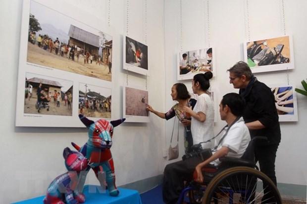 Vida cotidiana en Vietnam contada a traves del lente de fotografo suizo hinh anh 1